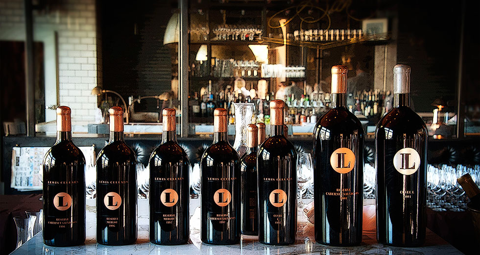 Lewis Cellars Wines
